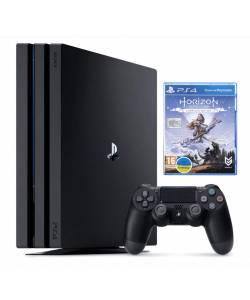 Sony Playstation 4 Pro 1 Тб + Horizon Zero Dawn: Complete Edition