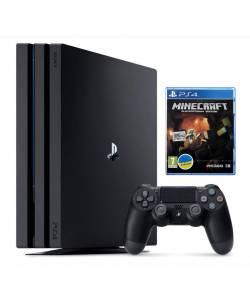 Sony Playstation 4 Pro 1 Тб + Minecraft