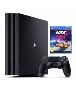 Sony Playstation 4 Pro 1 Тб + Need for Speed Heat