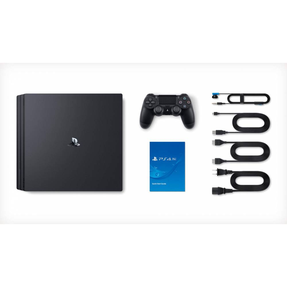 Sony Playstation 4 Pro 1 Тб + Detroit: Become Human (Detroit: Стати людиною) (PS 4 Pro) фото 6