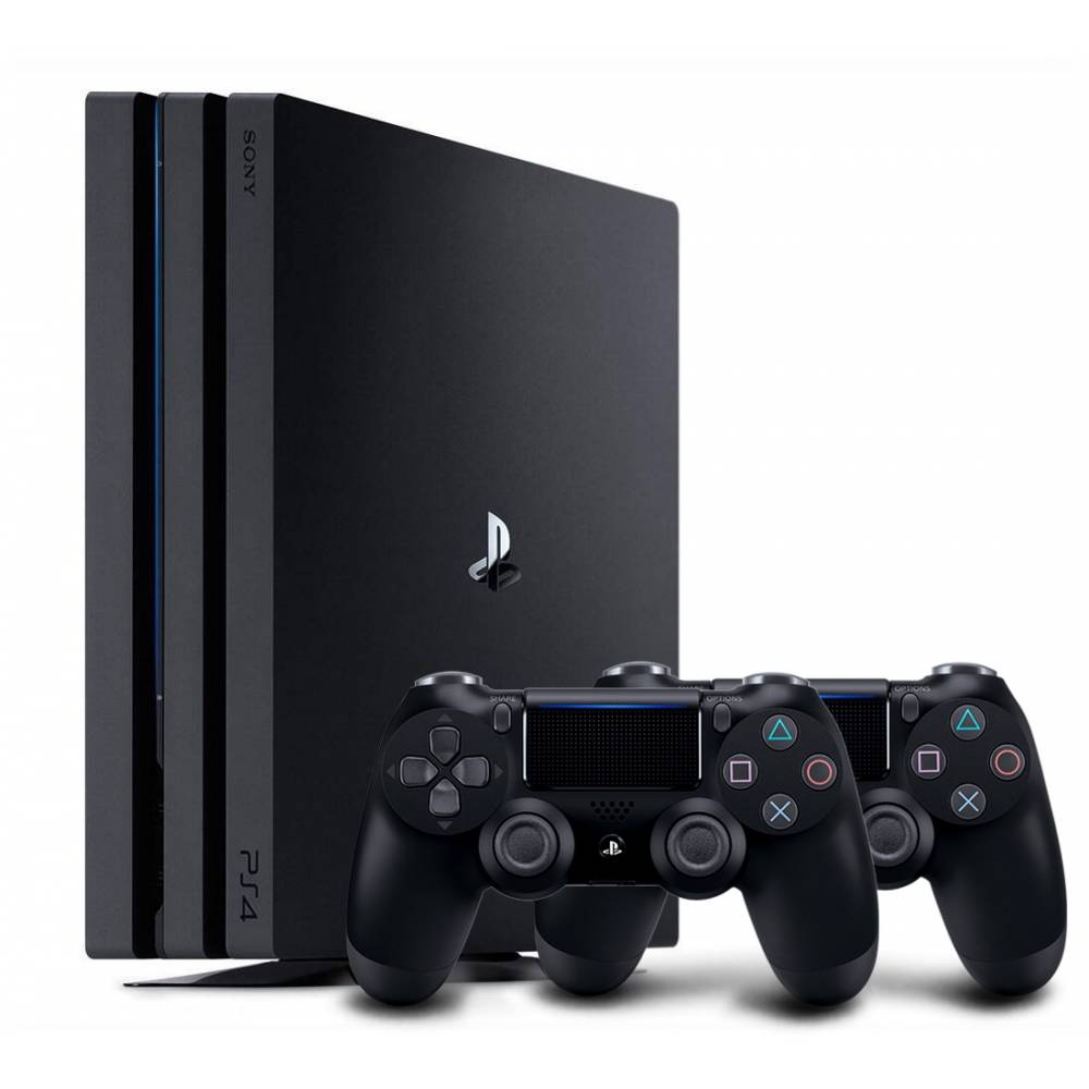 Sony Playstation 4 Pro 1 Тб + Dualshock 4 + Mortal Kombat 11 (PS 4 Pro) фото 3