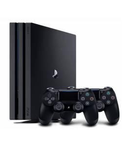 Sony Playstation 4 Pro 1 Тб + Dualshock 4