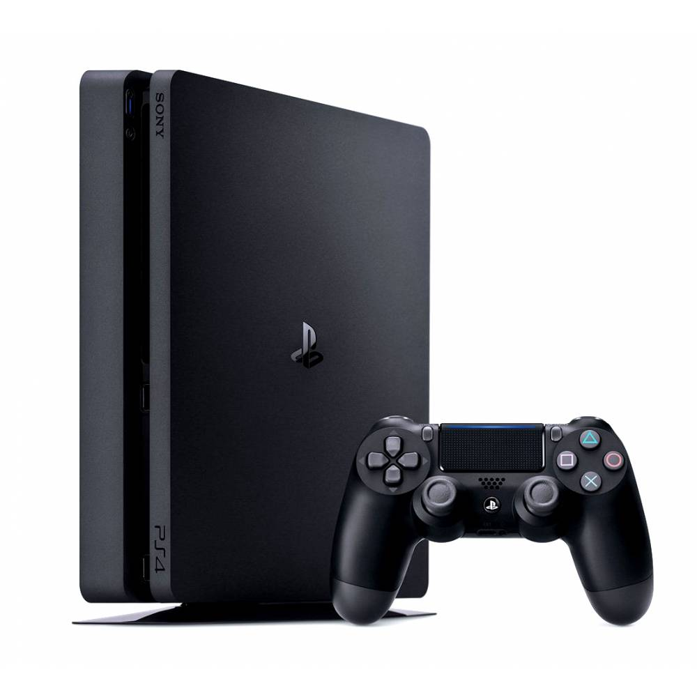 Sony Playstation 4 Slim 500 Гб + 24 гри (PS 4 Slim) фото 3