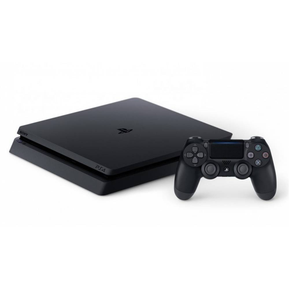 Sony Playstation 4 Slim 500 Гб + 24 гри (PS 4 Slim) фото 4