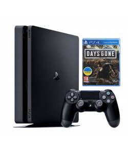 Sony Playstation 4 Slim 1 Тб + Days Gone (Жизнь после)