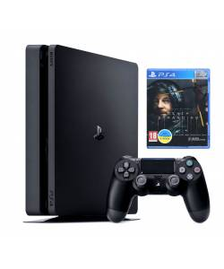 Sony Playstation 4 Slim 1 Тб + Death Stranding