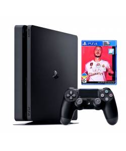 Sony Playstation 4 Slim 500 Гб + FIFA 20