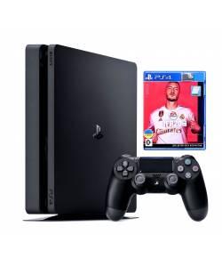 Sony Playstation 4 Slim 1 Тб + FIFA 20