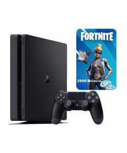 Sony Playstation 4 Slim 1 Тб + Fortnite