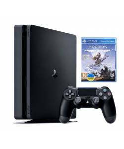 Sony Playstation 4 Slim 500 Гб + Horizon Zero Dawn: Complete Edition