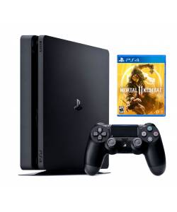 Sony Playstation 4 Slim 500 Гб + Mortal Kombat 11