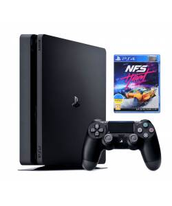 Sony Playstation 4 Slim 500 Гб + Need for Speed Heat
