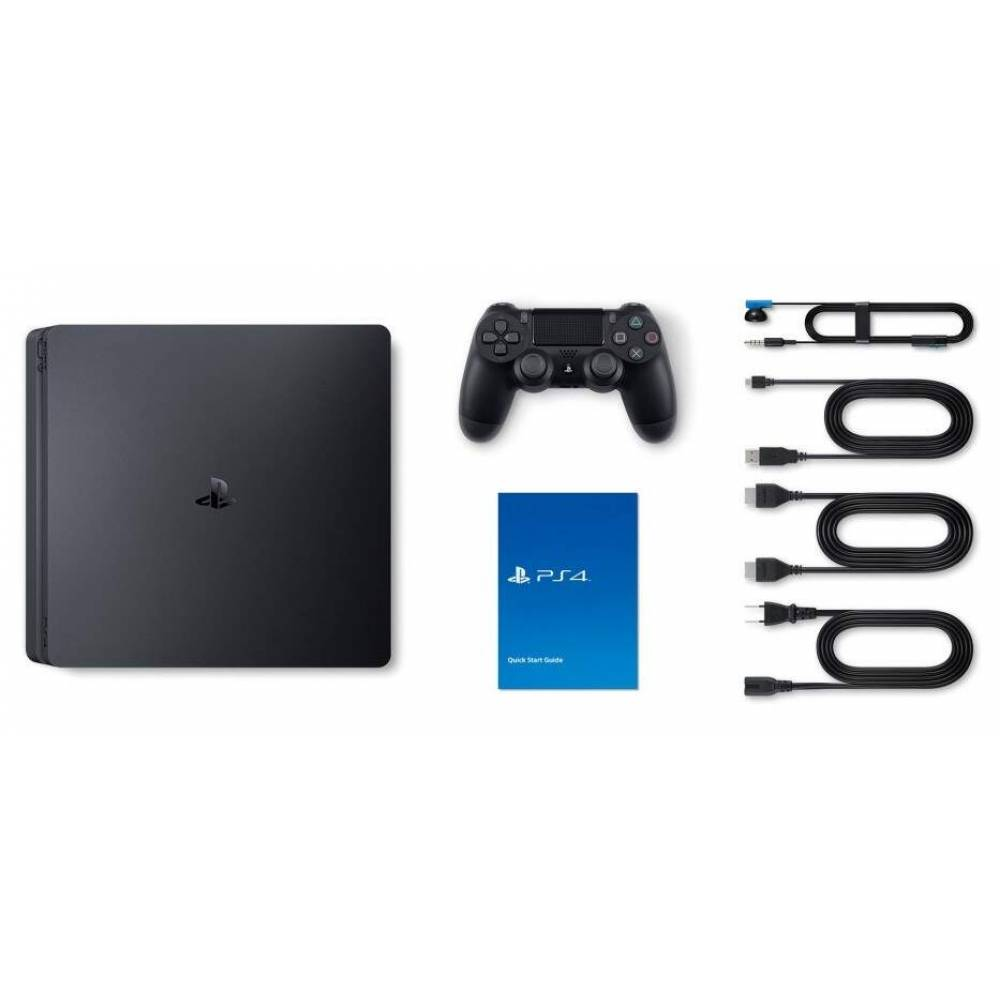Sony Playstation 4 Slim 500 Гб + Playstation VR + Playstation Camera + Playstation VR Worlds + Gran Turismo Sport (PS 4 Slim) фото 8