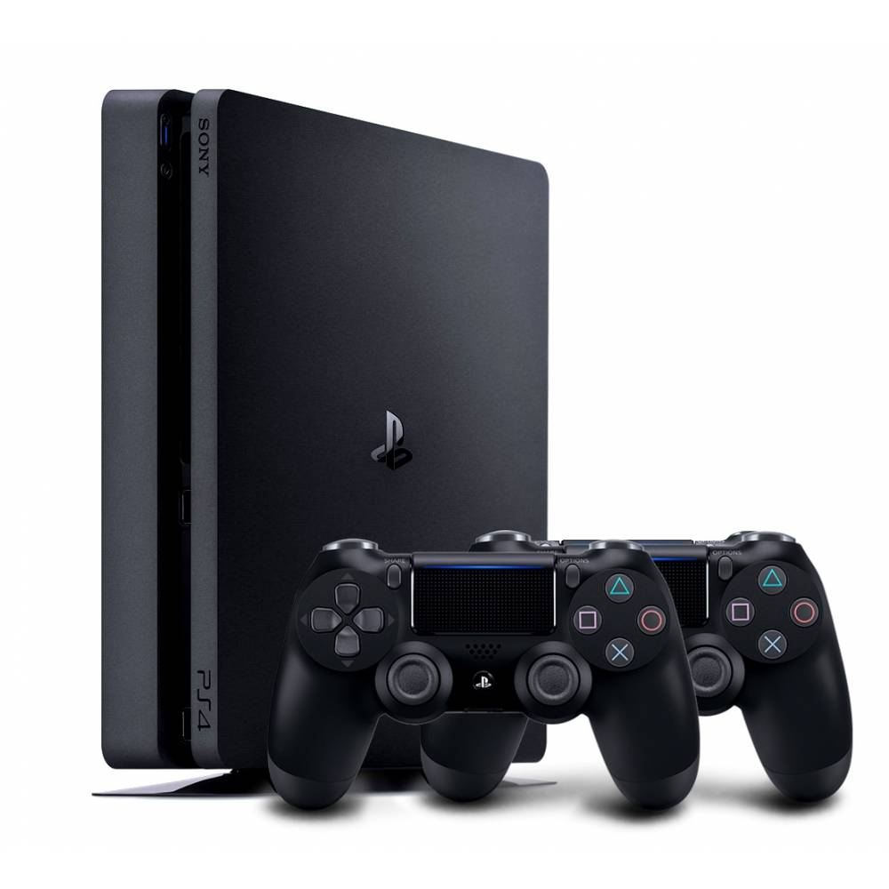 Sony Playstation 4 Slim 1 Тб + Dualshock 4 (PS 4 Slim) фото 2