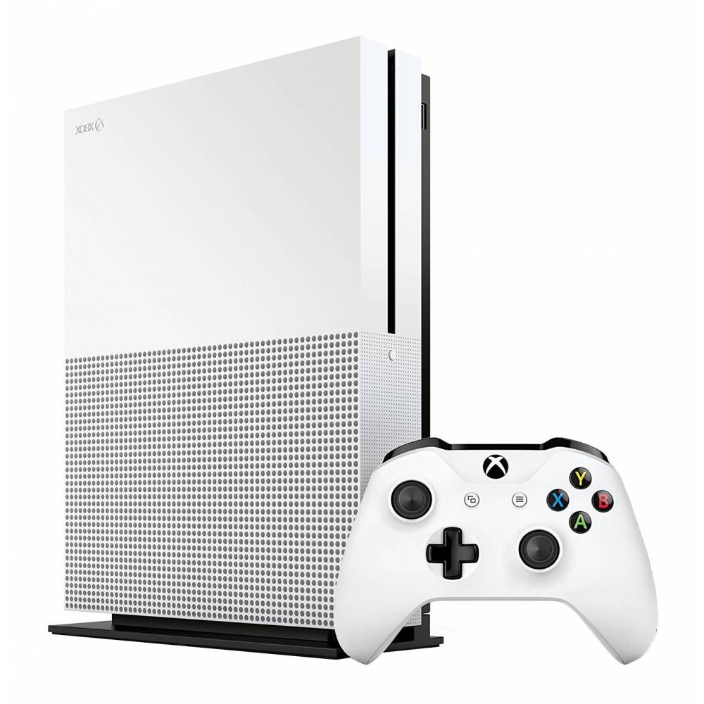 Б/У Microsoft Xbox One S 1 Тб + 350 игр на 12 месяцев (Гарантия 6 месяцев) (Xbox One S) фото 3