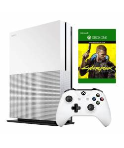 Microsoft Xbox One S 1 Тб + Cyberpunk 2077