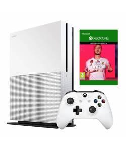 Microsoft Xbox One S 1 Тб + FIFA20