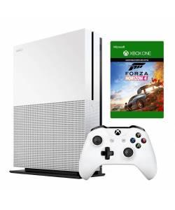 Microsoft Xbox One S 1 Тб + Forza Horizon 4