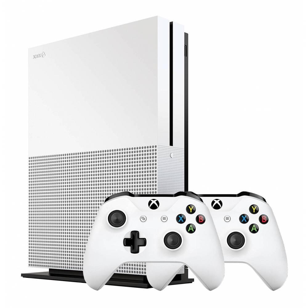 Б/В Microsoft Xbox One S 1 Тб + Xbox Wireless Controller (Гарантія 6 місяців) (Xbox One S) фото 2