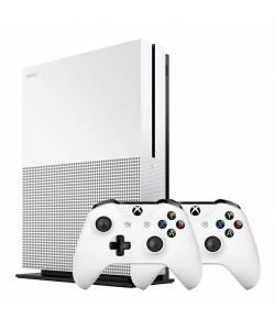 Microsoft Xbox One S 1 Тб + Xbox Wireless Controller