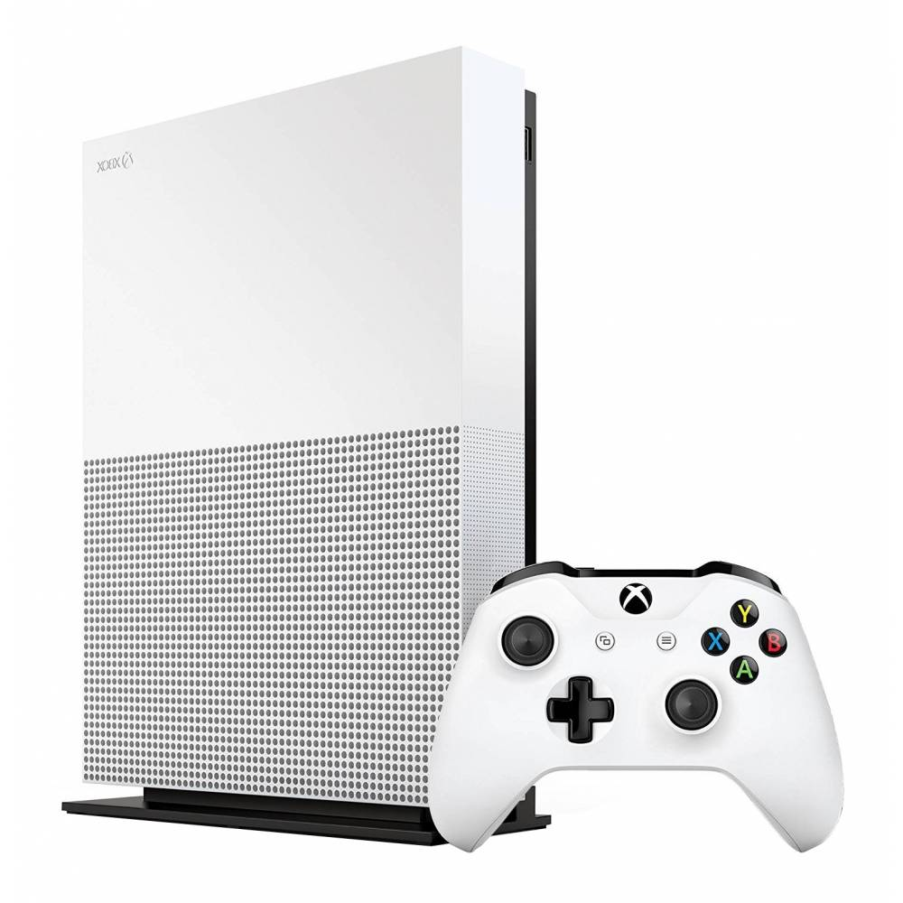 Б/У Microsoft Xbox One S 1 Тб All-Digital Edition + Xbox Wireless Controller + 350 игр на 12 месяцев (Гарантия 6 месяцев) (Xbox One S All-Digital) фото 3