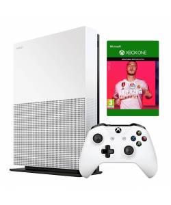 Microsoft Xbox One S 1 Тб All-Digital Edition + FIFA20