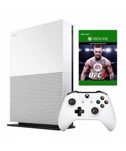 Microsoft Xbox One S 1 Тб All-Digital Edition + UFC3