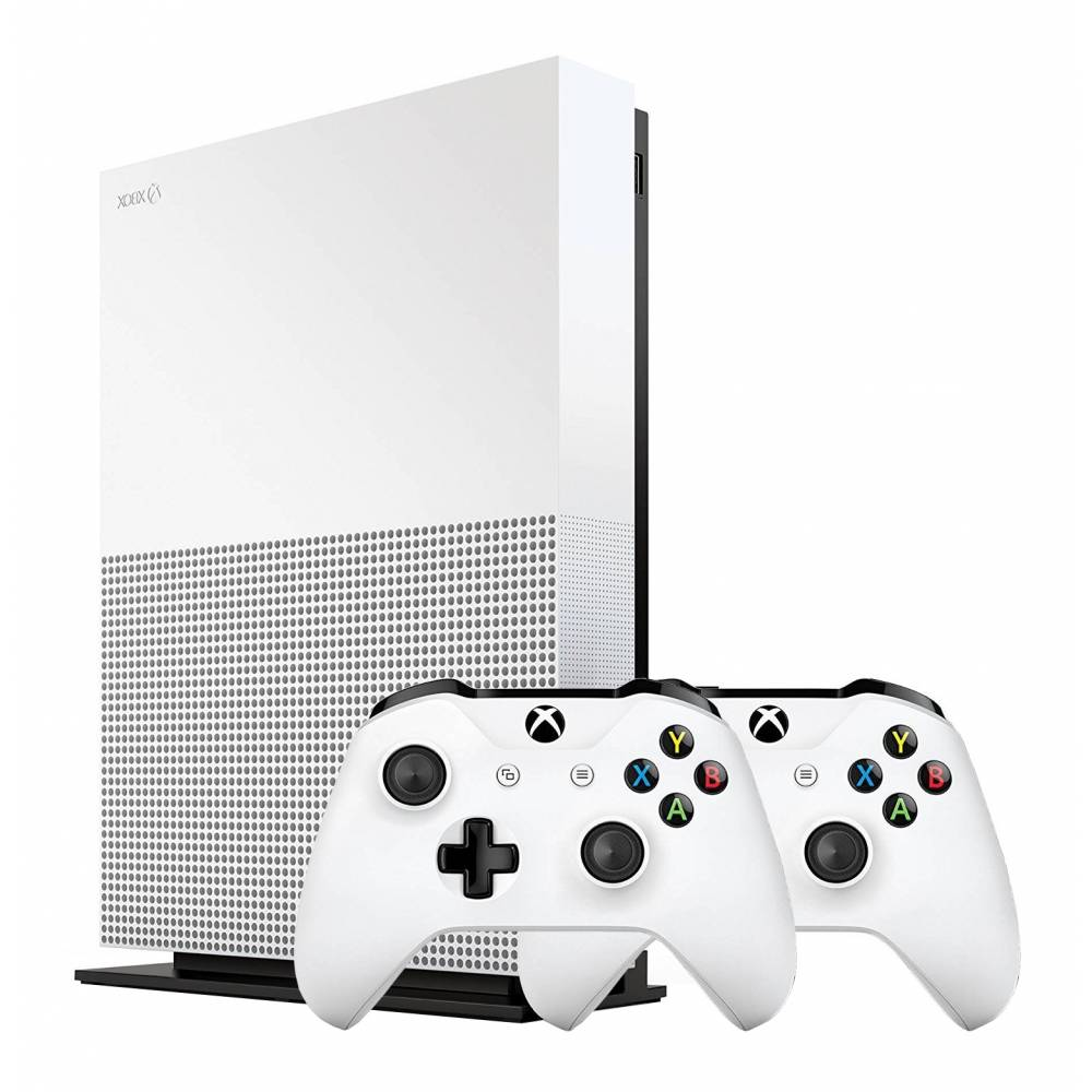 Б/В Microsoft Xbox One S 1 Тб All-Digital Edition + Xbox Wireless Controller (Гарантія 6 місяців) (Xbox One S All-Digital) фото 2