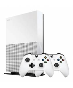 Б/В Microsoft Xbox One S 1 Тб All-Digital Edition + Xbox Wireless Controller (Гарантія 6 місяців)