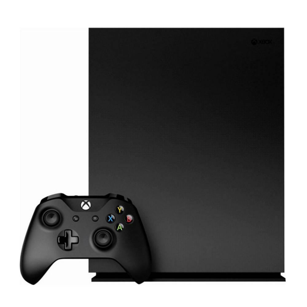 Б\У Microsoft Xbox One X 1 Тб + Cyberpunk 2077 (Гарантия 6 месяцев) (Xbox One X) фото 4