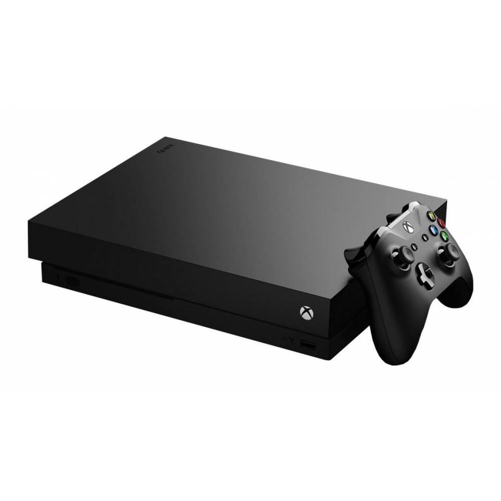 Microsoft Xbox One X 1 Тб + Xbox Wireless Controller + FIFA21 (Xbox One X) фото 5