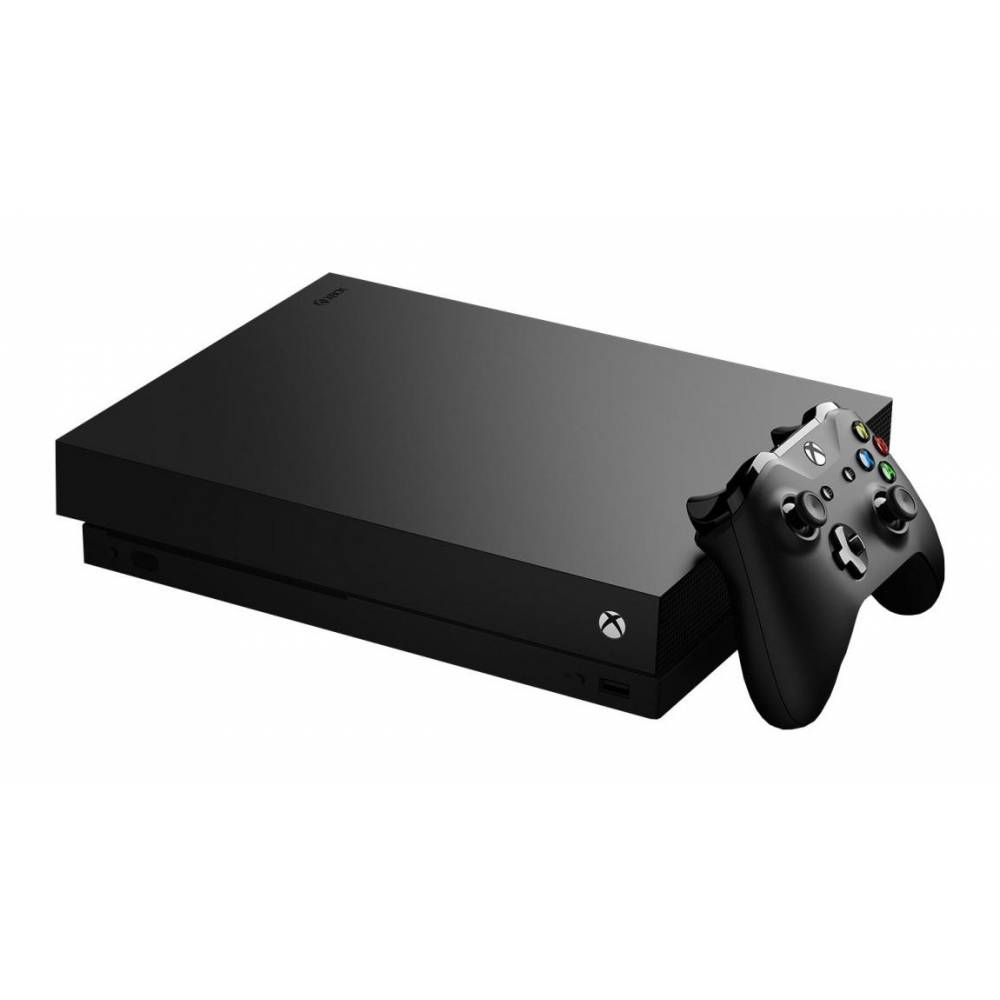 Б\У Microsoft Xbox One X 1 Тб + Cyberpunk 2077 (Гарантия 6 месяцев) (Xbox One X) фото 5