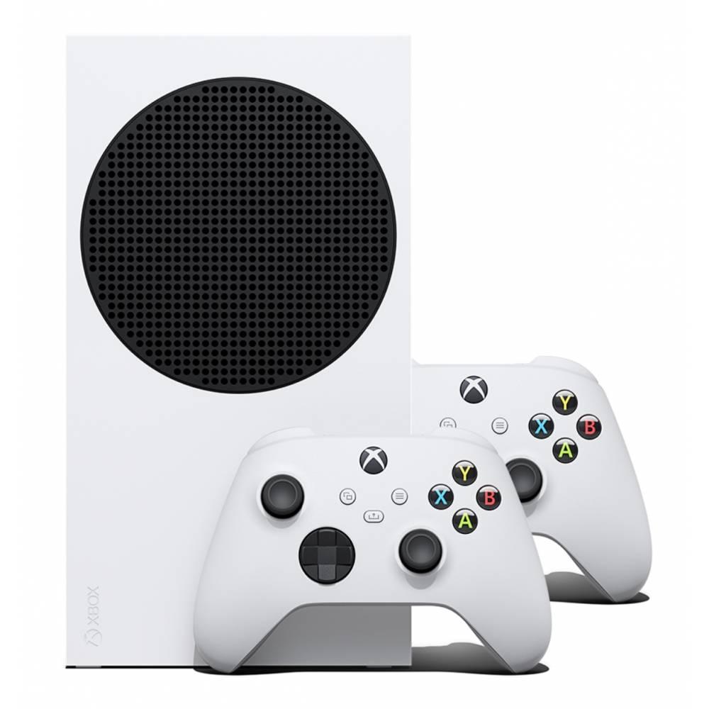 Microsoft Xbox Series S 512 Гб + Xbox Series Wireless Controller (Xbox Series S) фото 2