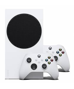 Microsoft Xbox Series S 512 Гб + Xbox Series Wireless Controller