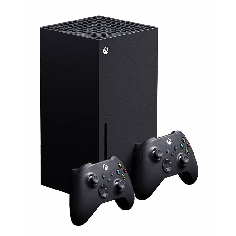 Microsoft Xbox Series X 1 Тб + Обновленный Xbox Wireless Controller (Xbox Series X) фото 2