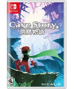 Cave Story+ (Nintendo Switch) (Англійська версія)