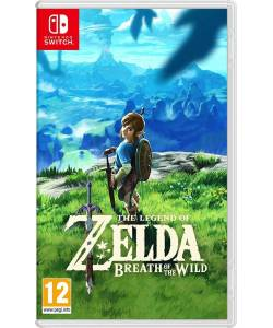 The Legend of Zelda: Breath of the Wild (Nintendo Switch) (Русская версия)