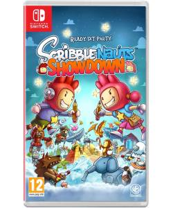 Scribblenauts: Showdown (Nintendo Switch) (Английская версия)