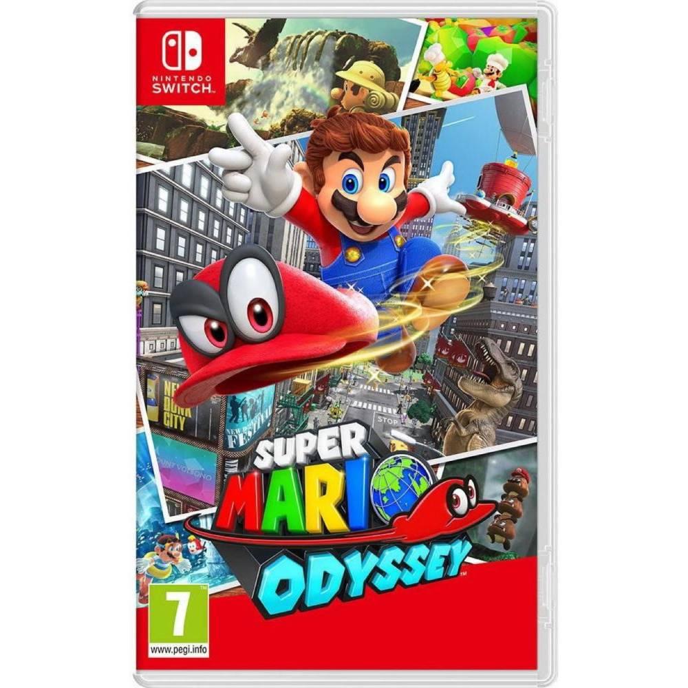 Super Mario Odyssey (Nintendo Switch) (Російська версія) (Super Mario Odyssey (Nintendo Switch) (RU)) фото 2