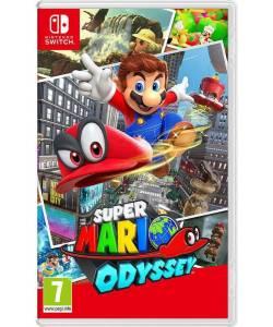 Super Mario Odyssey (Nintendo Switch) (Російська версія)