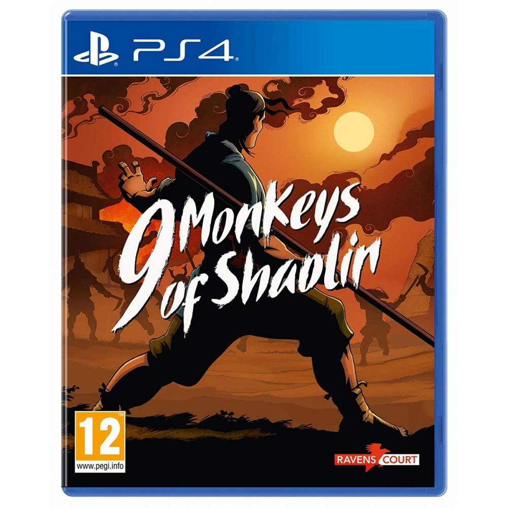 9 Monkeys of Shaolin (PS4/PS5) (Русская озвучка) (9 Monkeys of Shaolin (PS4/PS5) (RU)) фото 2