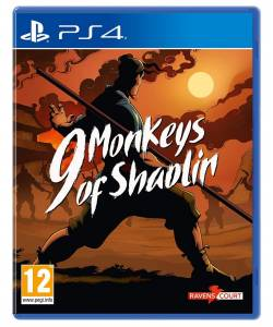 9 Monkeys of Shaolin (PS4/PS5) (Російська озвучка)