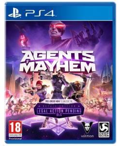 Agents of Mayhem (PS4/PS5) (Англійська версія)