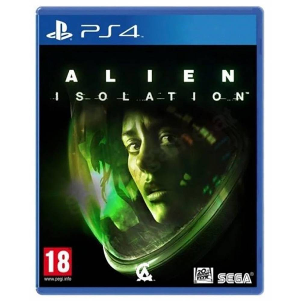 Alien: Isolation (PS4/PS5) (Русская озвучка) (Alien: Isolation (PS4/PS5) (RU)) фото 2