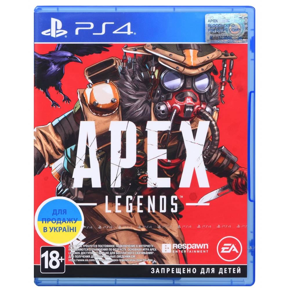 "Apex Legends: Bloodhound Edition (Apex Legends: Издание ""Бладхаунд"") (PS4) (Русская версия) (Apex Legends: Bloodhound Edition (PS4) (RU)) фото 2"