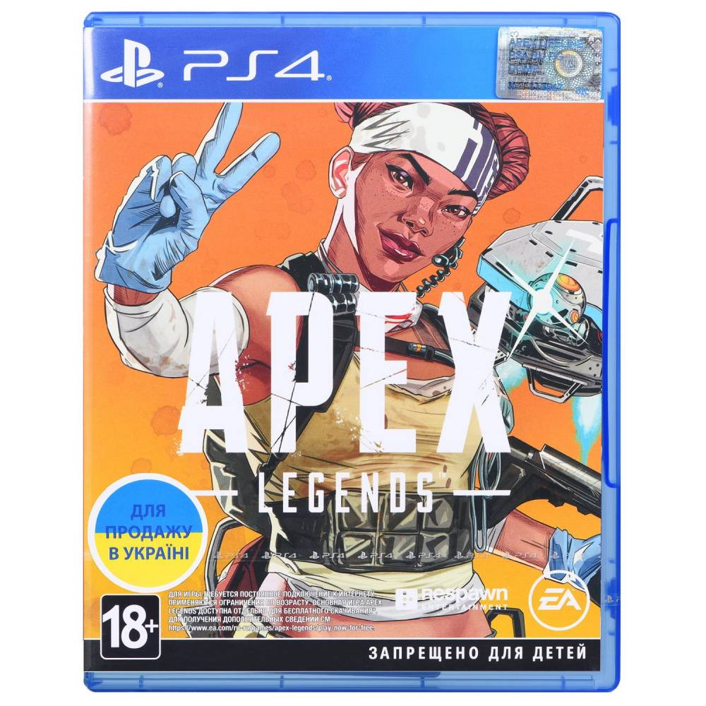 "Apex Legends: Lifeline Edition (Apex Legends: Издание ""Лайфлайн"") (PS4/PS5) (Русская озвучка) (Apex Legends: Lifeline Edition (PS4/PS5) (RU)) фото 2"