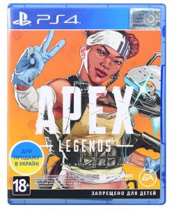"Apex Legends: Lifeline Edition (Apex Legends: Издание ""Лайфлайн"") (PS4) (Русская версия)"