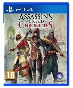 Assassin's Creed Chronicles (PS4/PS5) (Російські субтитри)