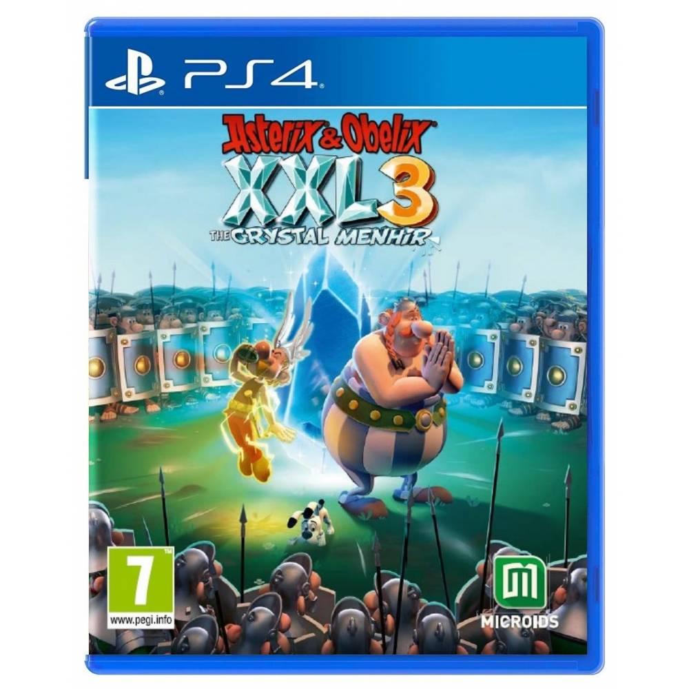 Asterix & Obelix XXL 3: The Crystal Menhir (PS4/PS5) (Англійська версія) (Asterix & Obelix XXL 3: The Crystal Menhir (PS4/PS5) (EN)) фото 2