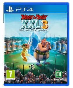 Asterix & Obelix XXL 3: The Crystal Menhir (PS4/PS5) (Англійська версія)